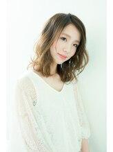 ヘアメイク エアー(Hair Make Air)春のゆるふわ☆パーマ