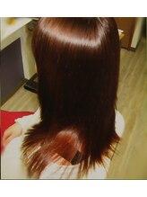 """感動の声続出!!""""業界大注目""""≪プルームヘアエステ≫でうるっとツヤめく柔らかい美髪が叶います♪"""