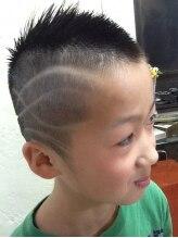 ヘアーマジック(HAIR MAGIC)小学生カット