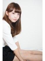 エトネ ヘアーサロン 仙台駅前(eTONe hair salon)【eTONe】艶セミロング