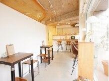 ミト(mito)の雰囲気(カフェではゆっくりと過ごせる空間と、手作りのお食事をご提供☆)