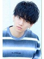 ザ サードヘアー 津田沼(THE 3rd HAIR)黒髪ムーブマッシュ