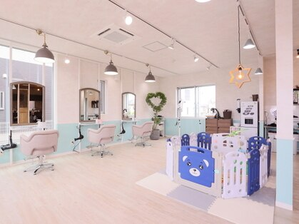 ヘアーリゾートガーデン つくばみらい店(Hair Resort Garden)の写真