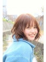 ヘアーデザイン リント(hair design Rinto)ゆるふわボブ