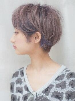ロッソ ヘアアンドスパ 北千住店(Rosso Hair&SPA)の写真/話題のイルミナ・スロウ・アディクシーカラーと豊富なカラー。なりたい色に合わせて選べるのも◎【北千住】