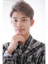 プリンプ ヘア(PRIMp.HAIR)モテ男アッシュグレー