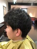 縮毛矯正専門店 高難易度縮毛矯正 矢場町店ドライヤーで乾かすだけの酸性縮毛矯正