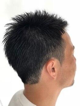 ボンド ヘア デザイン(BOND HAIR DESIGN)の写真/【南松本】ビジネス層から熱い支持!BONDのメンズカジュアルは、日常はもちろんビジネスシーンにも◎