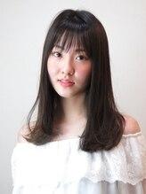 チャクラ アルカ ヘアサロン(Chakura arka Hair Salon)大人女子のストレートヘア