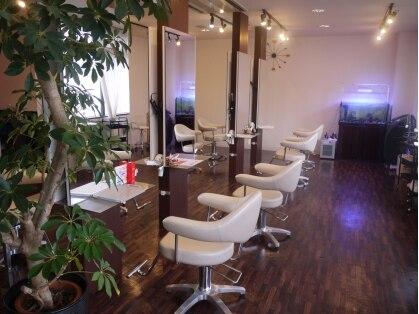 ジグザグ ヘアースタジオ(ZIGZAG hair studio)の写真