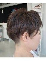 オペラ ヘアー(opera hair)ツーブロックスタイル