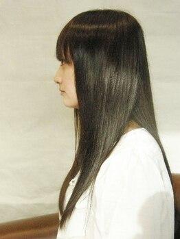 ニアロ(niaro)の写真/魔法のケア【オッジィオット-oggi otto-】新導入★全国でも少数サロンだけ!帰り道に実感するツヤさら髪