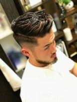 オムヘアーツー (HOMME HAIR 2)BarberStyle.FadeCut.GrungePerm.HommeHair2nd櫻井