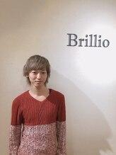 ブリリオ ヘアーアンドスパ(Brillio hair&spa)TOMO (すずき)