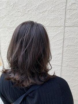 ヘアーシー(HAIR C,)超たっぷり透明感♪ナチュラルココアブラウン◎