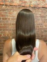 ボンズサロン(BONDZSALON)大人っぽい上質な艶髪×髪質改善縮毛矯正【麻布十番六本木】