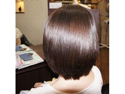クリップ オン ヘア(CLIP on hair)の写真