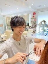 ヘアラウンジガガ(Hair Lounge GAGA)耕太郎