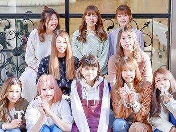 """ティンク 横須賀中央(Tink)の写真/大切なのは""""共感""""と""""共有""""☆女性目線で創る大人可愛いスタイルであなたの魅力を最大限に引き出します♪"""