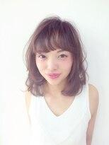 ヘアーサロン セル(Hair Salon CELL)【大人可愛い!小顔ふわセミディ】