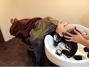 リミックスヘアー(Remix hair)の写真/一味違う頭皮ケアで大人気♪頭皮改善メインの新しいスパであなた抱えている頭皮のお悩みも解消◎