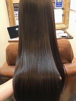ドゥドゥ ビューティーサロン(DOUDOU BEAUTY SALON)の写真/「髪の手入れをしているのになんで良くならない?」もしかしたらトリートメントの成分が合ってないかも?!