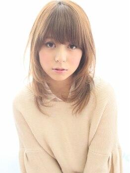 アニモ 吉川店(animo)の写真/まとまらない・パサつく…など髪でお悩みの方、ご相談ください♪あなたらしいスタイルを叶えます!