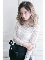 リタへアーズ(RITA Hairs)[RITA Hairs] ライトグレージュ x ルーズウェーブ☆2