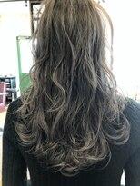 ヘアーサロン リアン 鴻巣店(hair salon Rien)ミルクティブルージュ♪