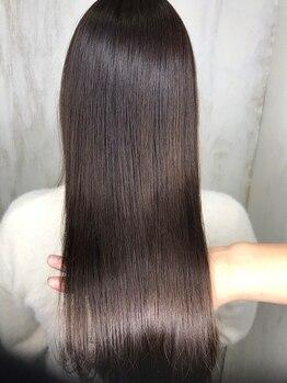 """ヘアーラニッシュ 柏たなか店(hair Lanish)の写真/話題の""""髪質改善""""メニュー【ジュエリーシステム】導入サロン◎気になる髪のお悩みもご相談ください♪"""