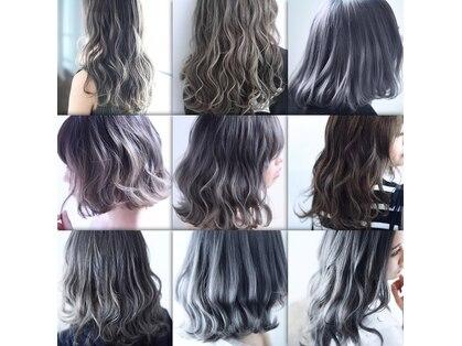 ニコリヘアワークス(nicori hair works)の写真