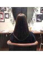 髪質改善ヘアエステ アリュール(allure)ぷるんっとまとまる潤髪☆【新宿 髪質改善 allure】