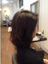 ヘア ルシェ(hair ruscha)【ヘアルシェ】おすすめ♪縮毛矯正+デジタルパーマ♪