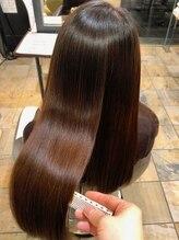 ネオリーブアオバ 高田馬場店(Neolive aoba)髪質改善・酸熱トリートメント♪ リアルスタイル