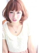 アグ ヘアー ラウンジ 新百合ヶ丘店(Agu hair lounge by alice)ゆるふわボブ