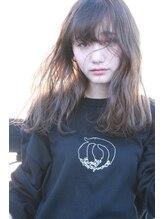 ルチア ヘア ステラ 京都店(Lucia hair stella)エフォートレスヌーディー