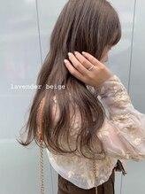 アニー(ANY)lavender beige【MAYA】