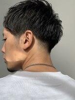 ミンクス 青山店(MINX)メンズショート 表参道 髪質改善