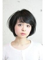 テゾーン フォー へアー ボニータ(TEZZON for hair BONITA)マッシュショートボブ