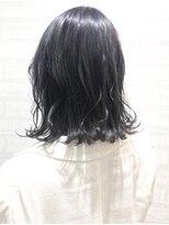 ジーナシンジュク(Zina SHINJYUKU)ダークグレージュ【Zina新宿店 木暮 莉茉奈】