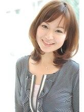 ヘアーサロン キキョウ(hair salon kikyo)女性らしい柔らかな雰囲気のフワゆるナチュラルBob