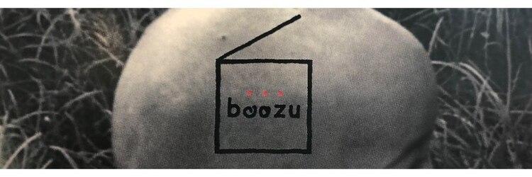 ボーズ(boozu)のサロンヘッダー