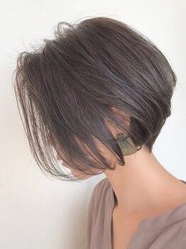 バンプ 銀座(BUMP)の写真/髪質やスタイル、季節や年齢の変化に合わせた、極上のヘアケアプログラム【Aujua】で美しい髪を叶える―。
