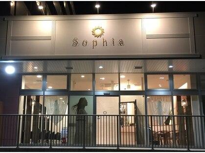 ヘアーサロン ソピアー(Hair salon Sophia)の写真
