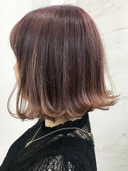 アーベン 横川店(AERBEN)の写真/プロのヘアデザイナーが自信をもって提案する、品質と環境にこだわったオーガニックカラー!