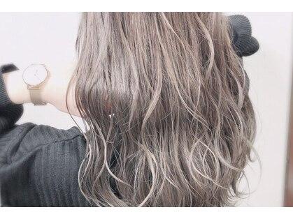 ヘアーズ ベリー 川西店(hairs BERRY)の写真