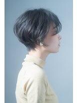 フラココ 神楽坂(hurakoko kagurazaka)【モテ髪ヘアカタログ】透明感のあるハンサムショート
