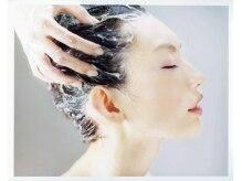 リヒトヘアー 烏丸本店(Licht hair)の雰囲気(スクワラン,シアバター等で栄養補給。バリ風ヘッドマッサージ。)