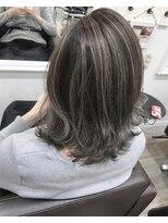 アストラール(astrale)gray highlight gradation