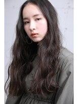 バッテリー ヘアアンドメイク 塚本店(Battery hair&make)ロングウェーブ